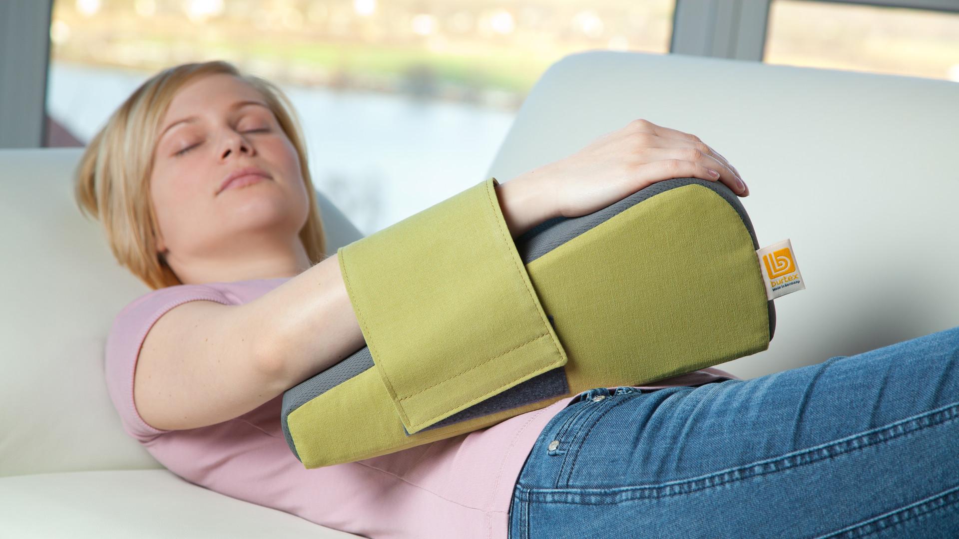 curalymph-lymphoedem-kissen-ruhe-und entspannung-genießen