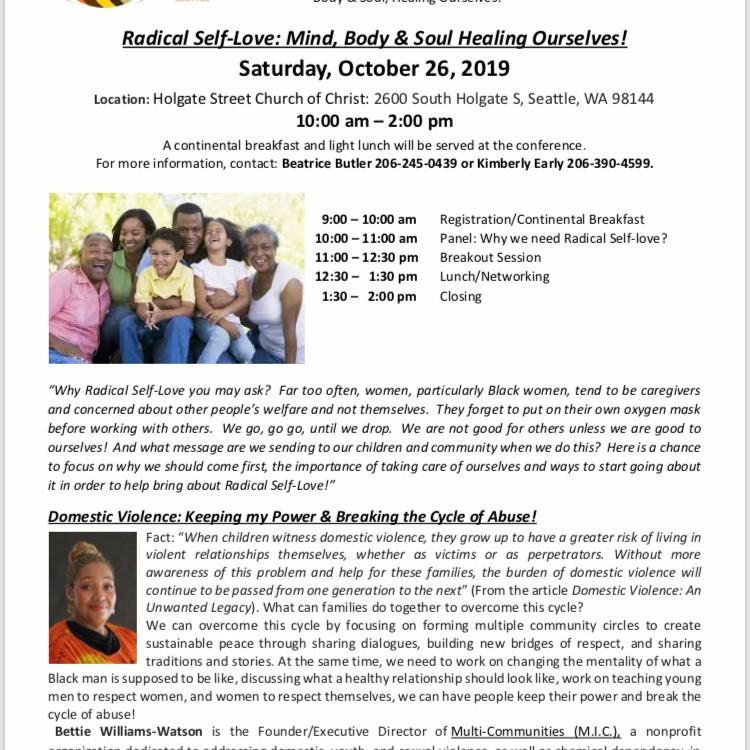 Black Child Development Institute