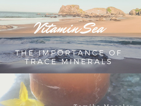 Benefits of Trace Minerals