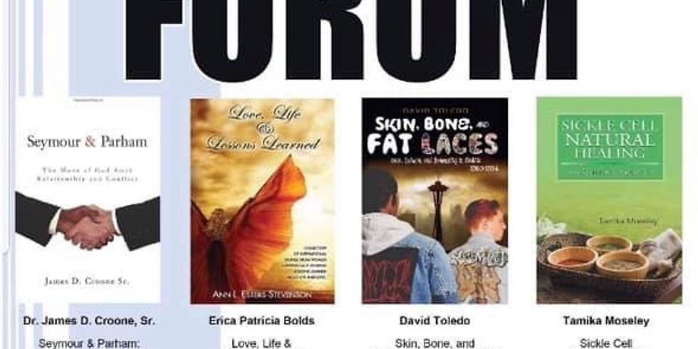 Author & Publisher Forum