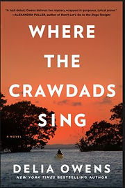 Where The Crawdads Sing - Delia Owens -