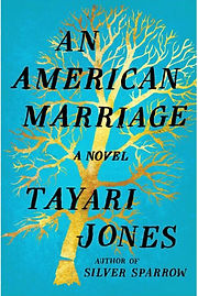 An American Marriage - book cover screen
