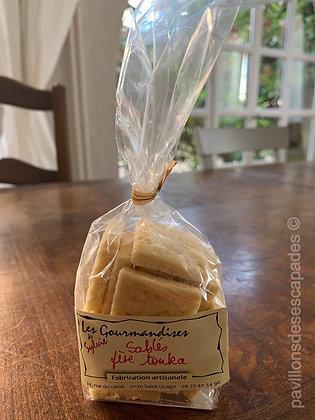 Tonka shortbread