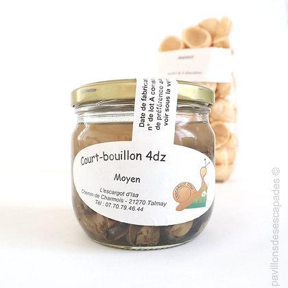 Short-boiled snails 4dz + Croquilles