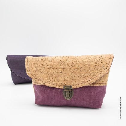 Cork pouch