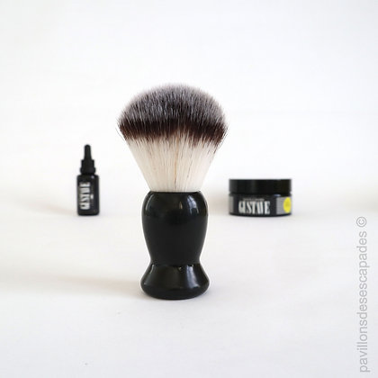 Shaving Badger