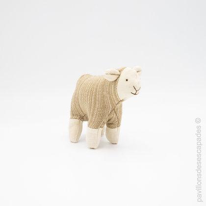 Mouton en tissu