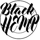 Black Hemp Family Logo