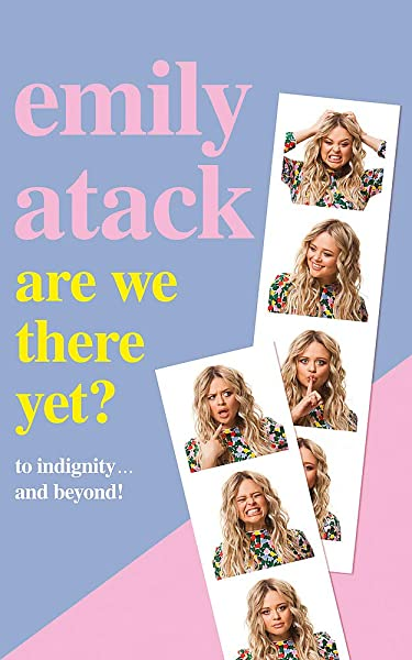 emily atack are we there yet? book