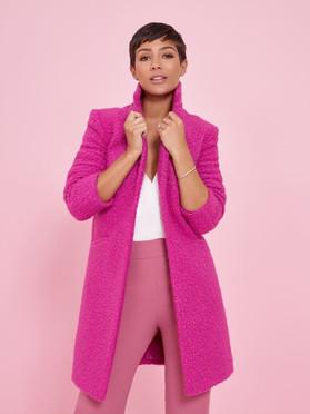 Frankie Bridge, Tickled Pink Asda Breast Cancer campaign