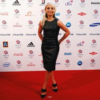 Aimee Fuller, Team GB Ball