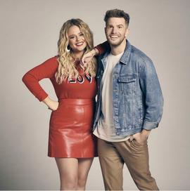 Joel Dommett and Emily Atack, SingleTown ITV2 Promo