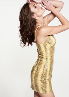Photographer / Bruno Baptista  Stylist / Sarah-Rose Harrison HMUA / Elouise Parker Model / Charlotte Pallister at Linden Staub