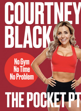 Courtney Black The Pocket PT, Harper Collins