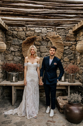 The Cooper Dommett wedding