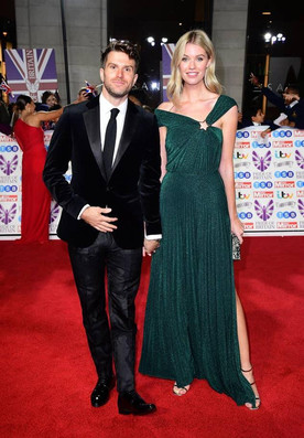 Joel Dommett & Hannah Cooper: Pride of Britain Awards 2019