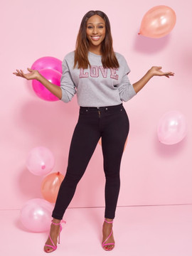Alexandra Burke, Asda Tickled Pink