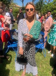 Emily Atack, June 2019
