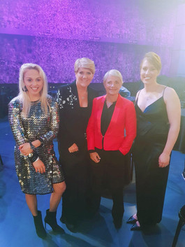 Aimee Fuller, BT Action Woman of The Year Awards