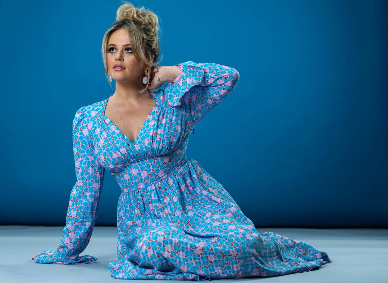Emily Atack, The Evening Standard
