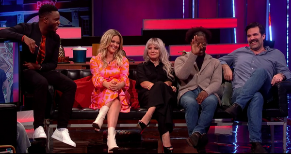 Emily Atack, The Big Narstie Show