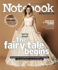 Emily Atack, Notebook magazine