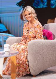 Emily Atack, Lorraine June 2019