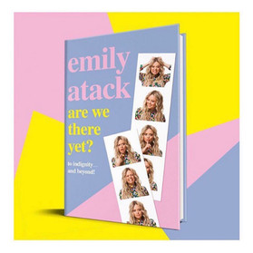 Emily Atack, Are We There Yet? Book Cover