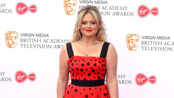 Emily Atack BAFTA