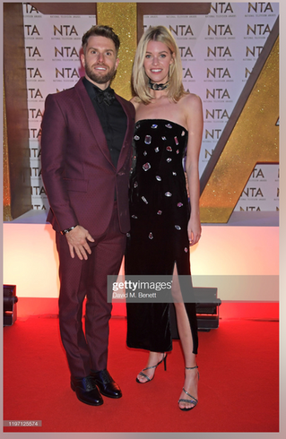 Hannah Cooper National Television Awards
