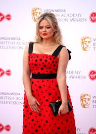 Emily Atack, BAFTAS 2019