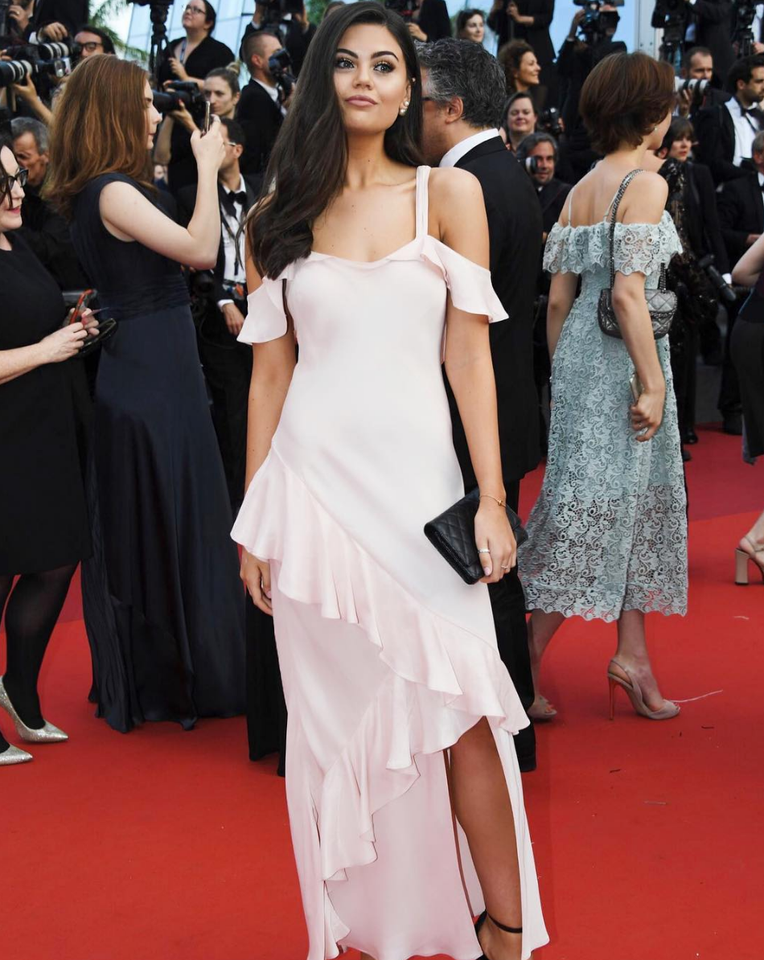Emily Canham, Cannes Film Festival