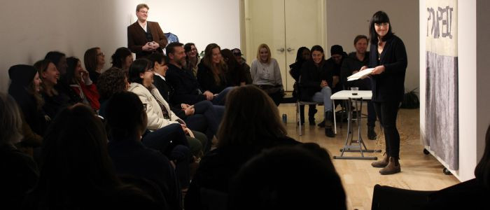 Publication Launch and Adults Read Their Childhood Writing Open-Mic