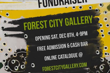 Lost and Found - 2018 Members' Show and Sale Fundraiser