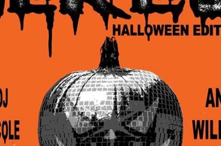Hear Here Halloween Fundraiser Party