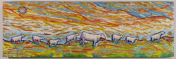 39. Cows, Kim Ewin-Goebel