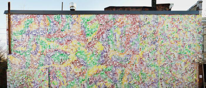 Artist Talk / Mark Dudiak