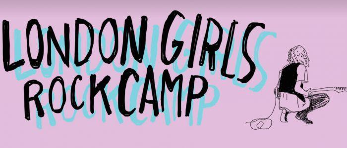 Hear Here / London Girls Rock Camp Fundraiser