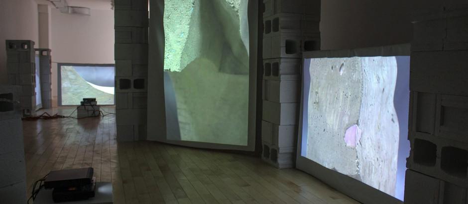 Jen Aitken and Aryen Hoekstra Artist Talk