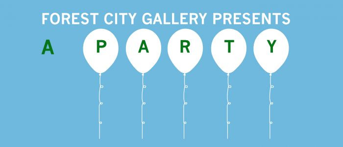 Forest City Gallery Presents: A Party
