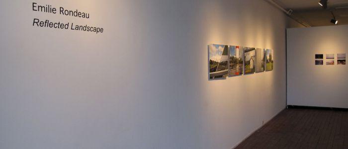 Emilie Rondeau - Reflected Landscapes