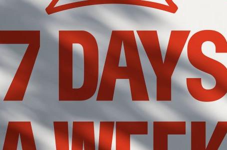 7 Days a Week - Ryan Park