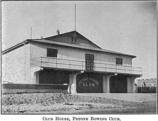 Petone Club House