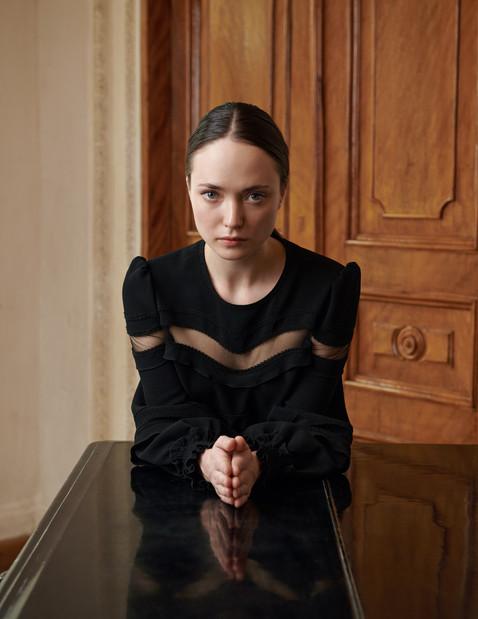 For Elegant Magazine