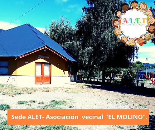 Sede ALET- Asociación vecinal _EL MOLINO