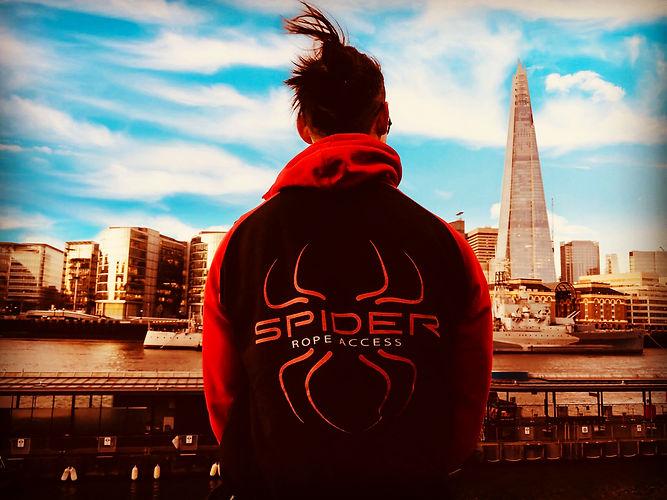 Spider Uniform