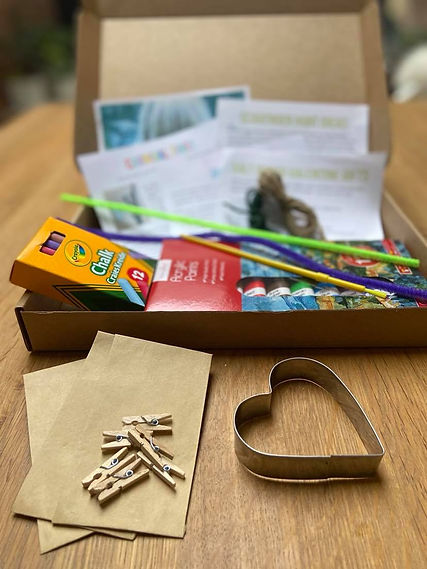 Wild Thing's Activity Box