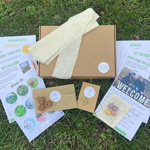 Easter Wild Things Activity Box