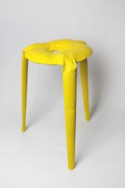 Cast chair | Aluminium