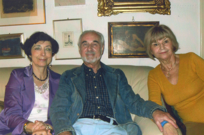 A casa dei coniugi scrittori Malden Machiedo e Visnia